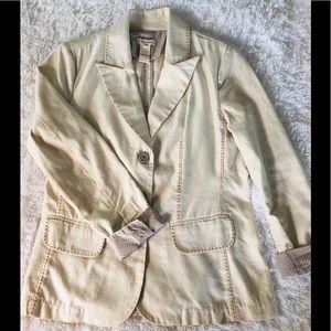 Sundance linen jacket